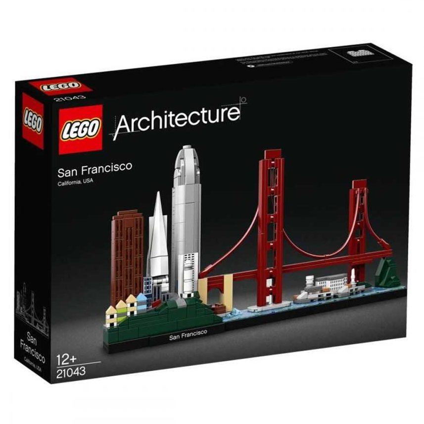 LEGO® Architecture 21043 – Сан Франциско