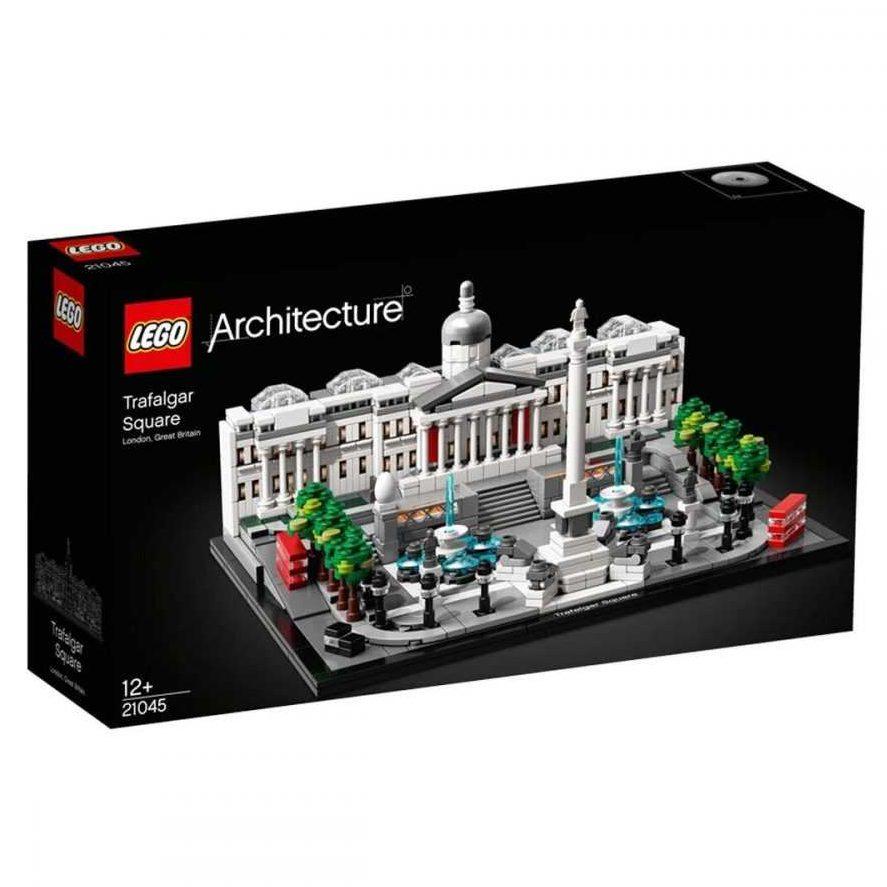 LEGO® Architecture 21045 – Трафалгар Скуеър