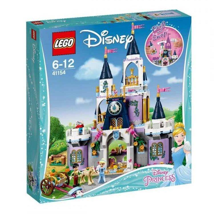 LEGO® Disney Princess™ 41154 – Мечтаният замък на Пепеляшка