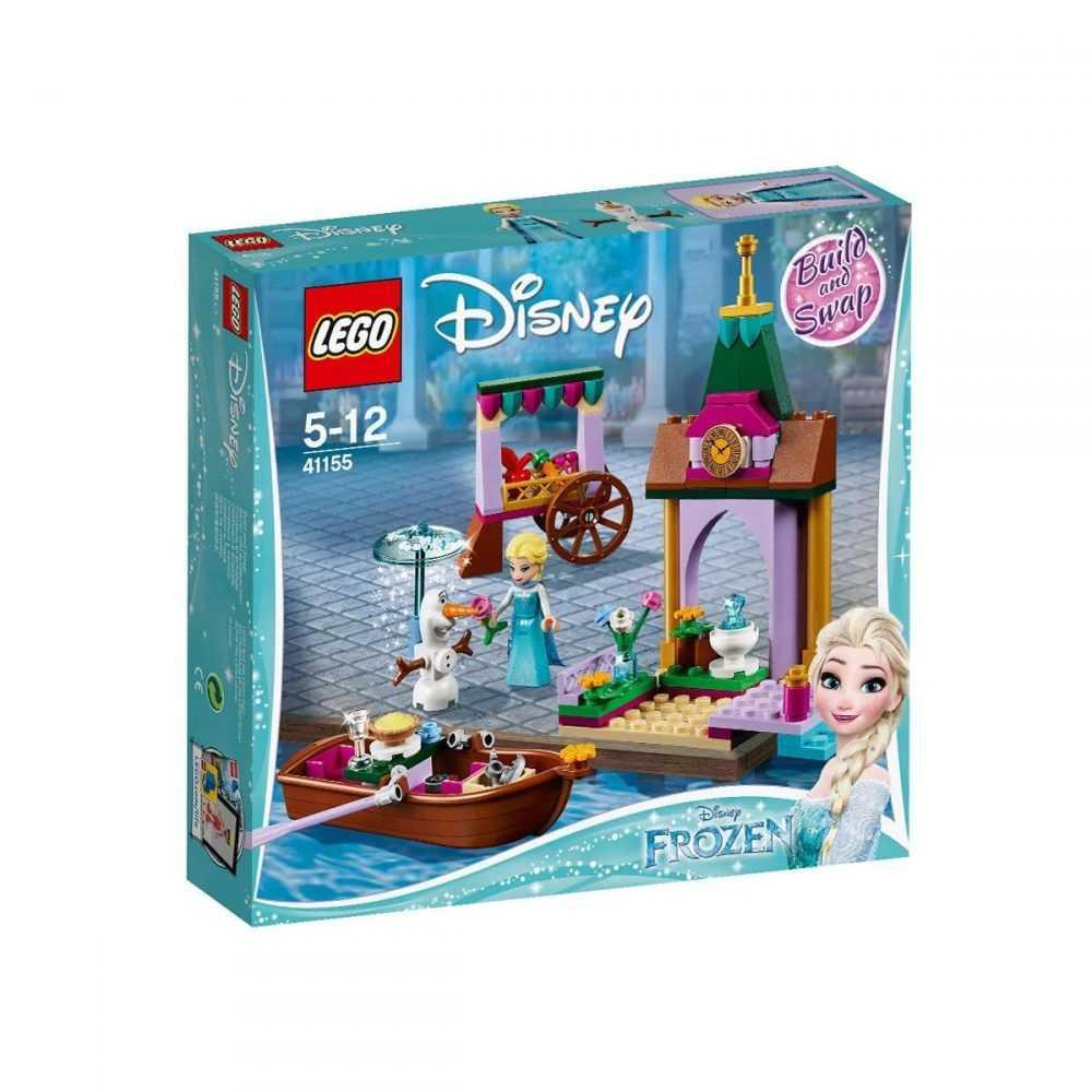 LEGO® Disney Princess™ 41155 – Приключение на пазара с Елза