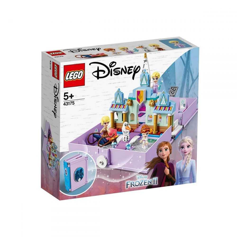 LEGO® Disney Princess™ 43175 – Приключенията на Анна и Елза
