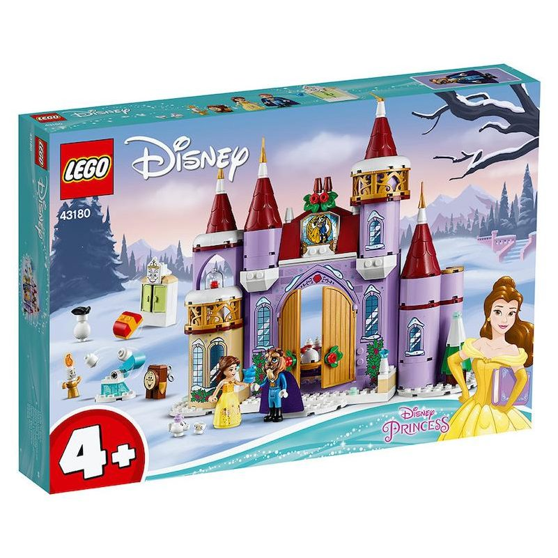 LEGO® Disney Princess™ 43180 – Зимно празненство в замъка на Бел