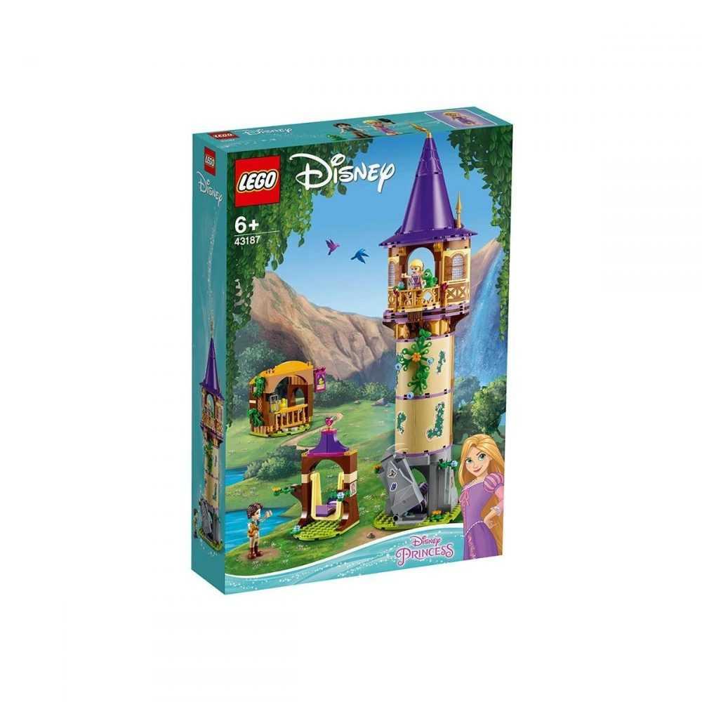 LEGO® Disney Princess™ 43187 – Кулата на Рапунцел