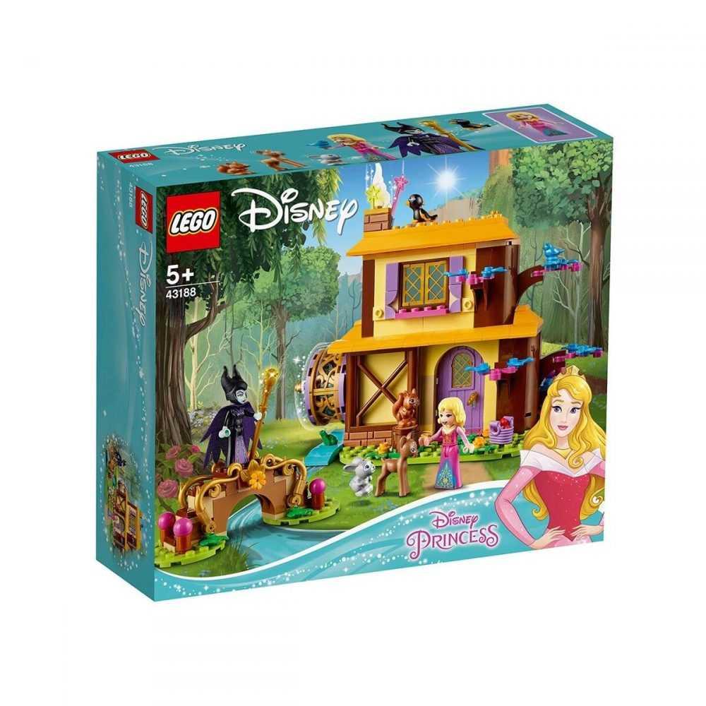 LEGO® Disney Princess™ 43188 – Горската къщичка на Спящата красавица