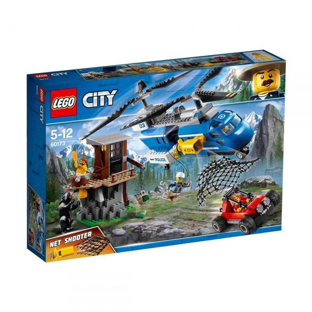 LEGO® City Police 60173 – Арест в планината