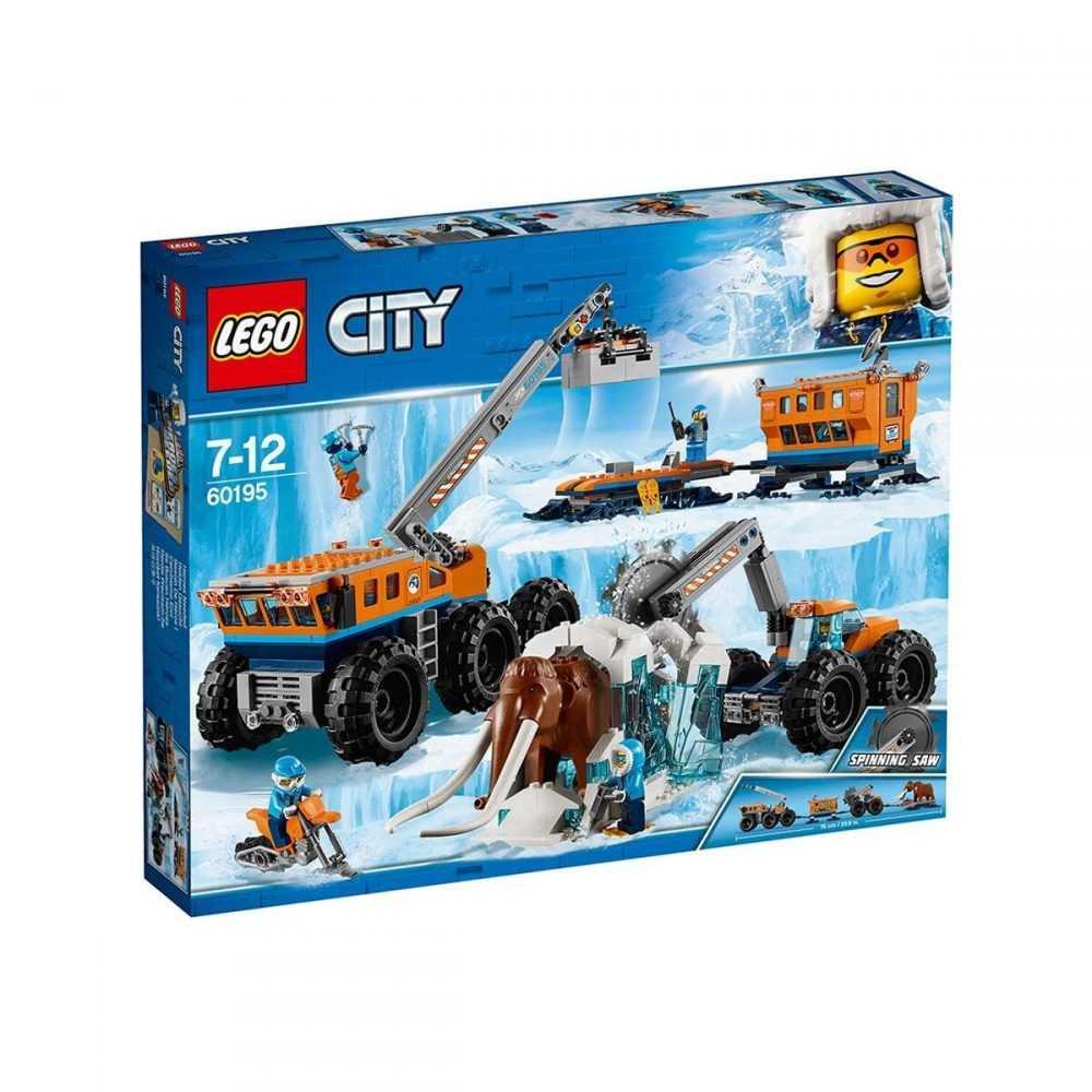 LEGO® City 60195 – Арктическа мобилна изследователска база