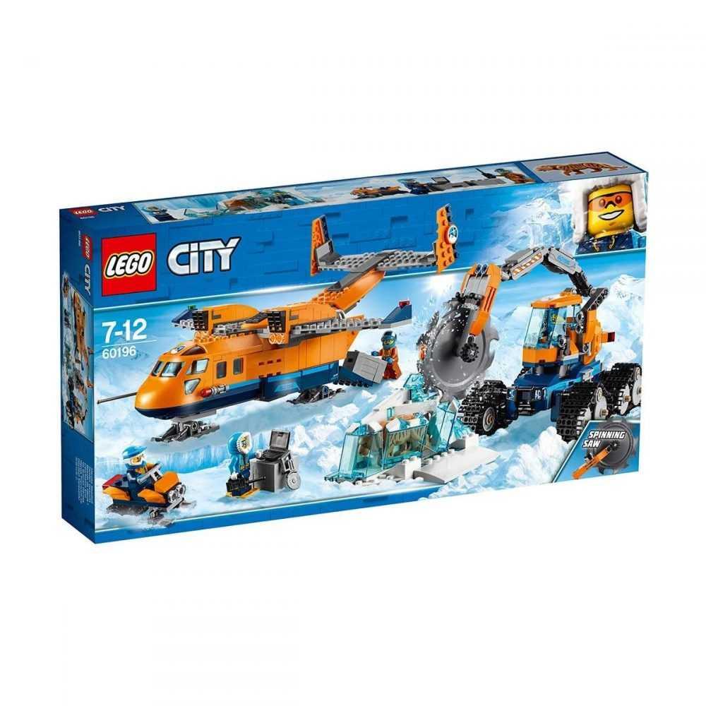 LEGO® City 60196 – Арктически товарен самолет