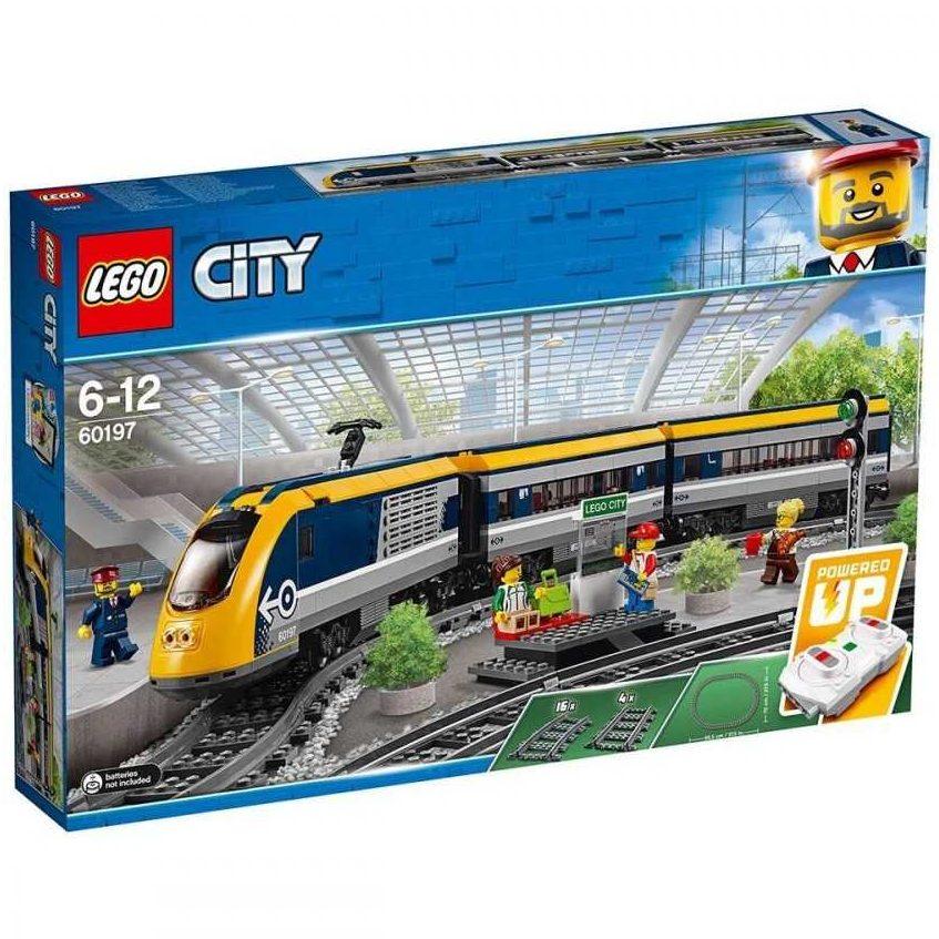 LEGO® City 60197 – Пътнически влак