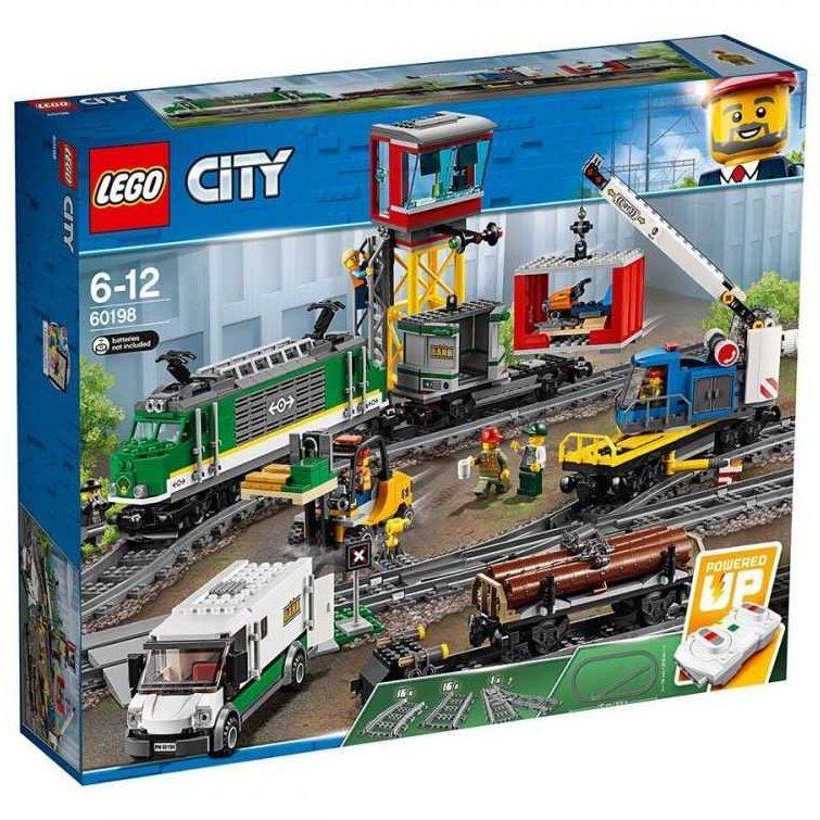 LEGO® City 60198 – Товарен влак