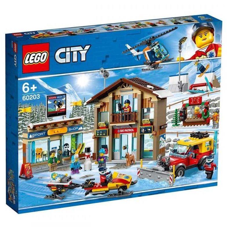 LEGO® City Town 60203 – Ски курорт