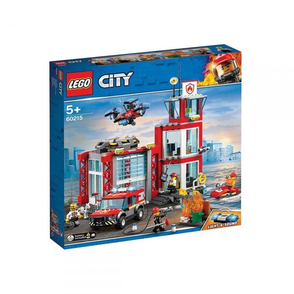 LEGO® City 60215 – Пожарна команда