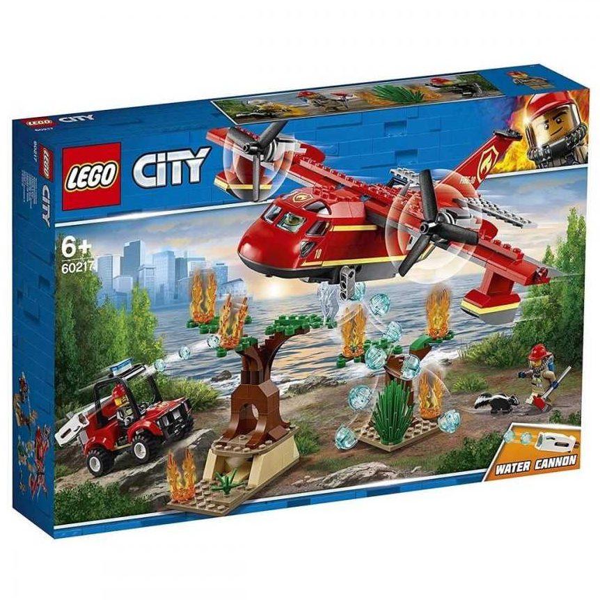 LEGO® City 60217 – Пожарникарски самолет