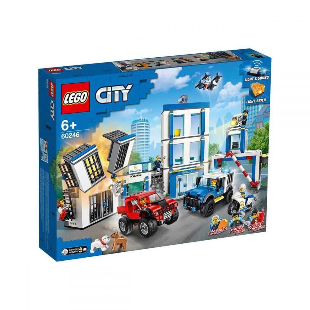 LEGO® City Police 60246 – Полицейски участък
