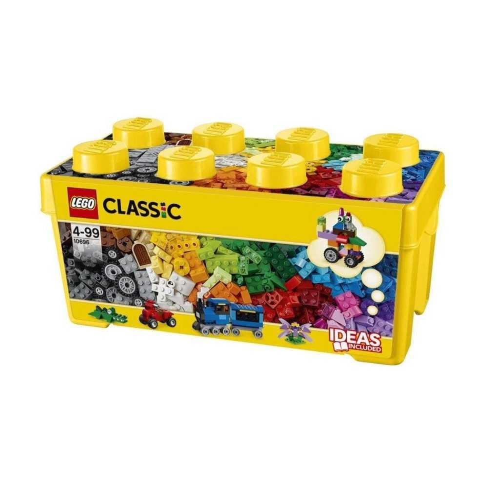 LEGO® Classsic 10696 – Средна творческа кутия за блокчета