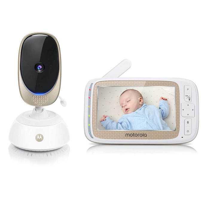 Видео бебефон Motorola Comfort 85 Connect