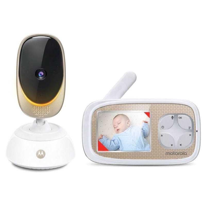 Видео бебефон Motorola Comfort 45 Connect