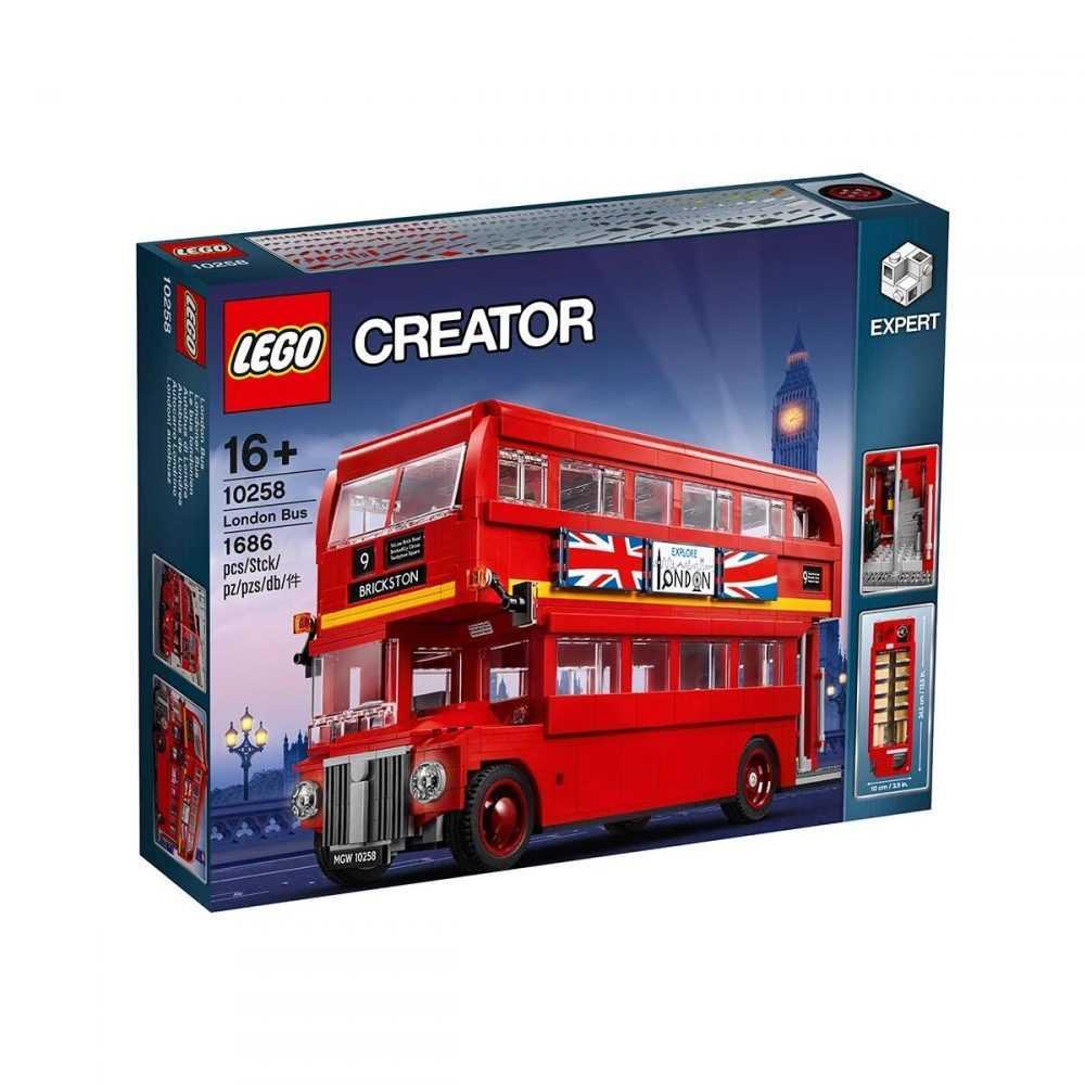 LEGO® Creator Expert 10258 – Лондонски автобус