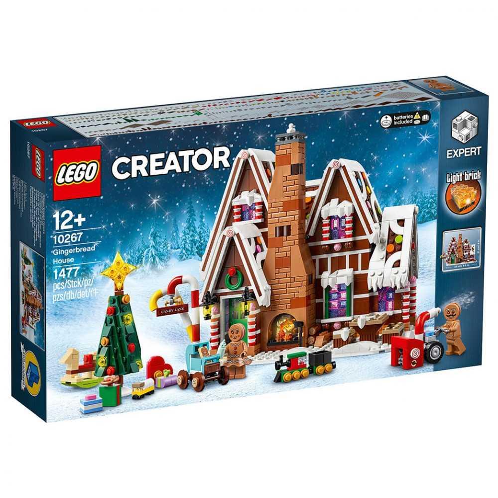 LEGO® Creator Expert 10267 – Къща от сладкиши