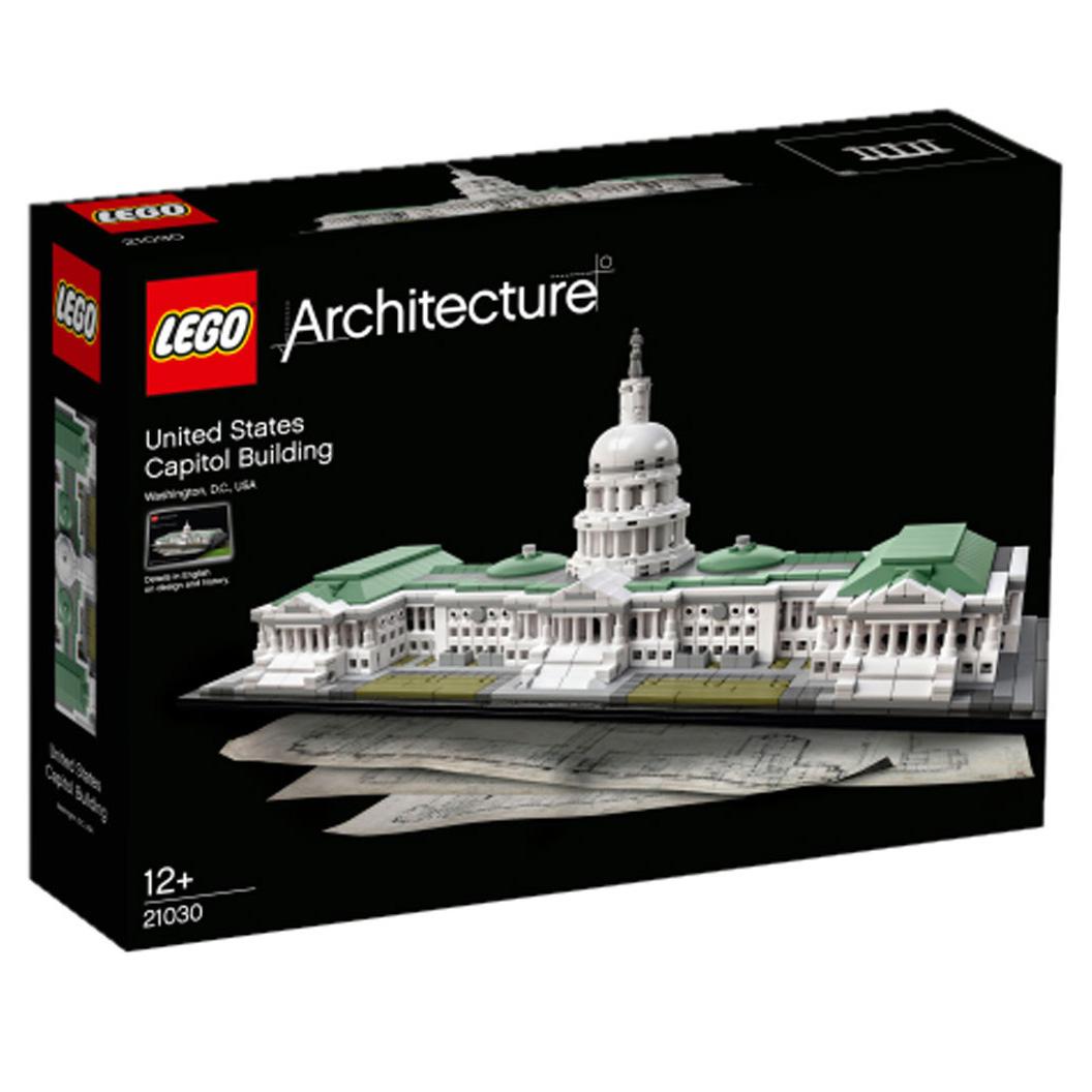 LEGO® Architecture 21030 – Капитолия на САЩ