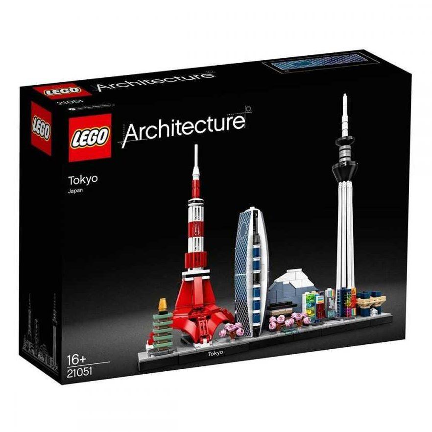 LEGO® Architecture 21051 – Токио