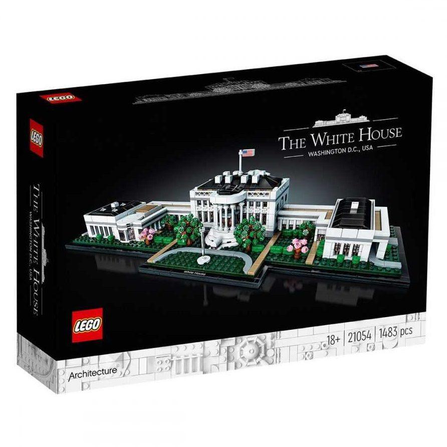 LEGO® Architecture 21045 – Белият дом