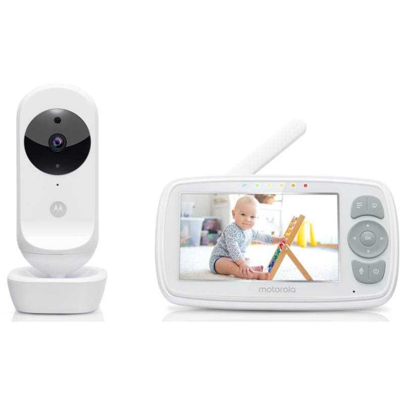 Motorola Видео бебефон Ease 34