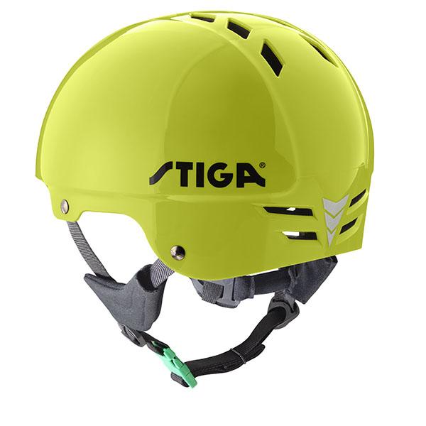 STIGA – Предпазна каска PLAY зелена