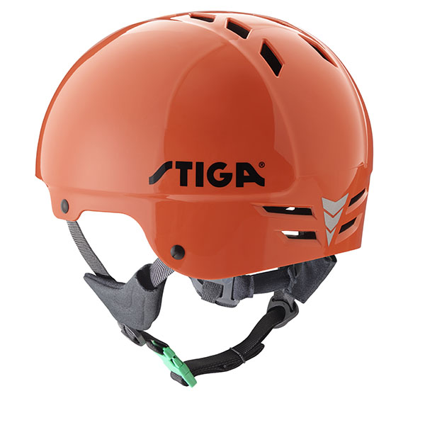 STIGA – Предпазна каска PLAY оранжева