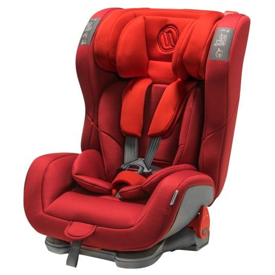 Столче за кола Avionaut Evolvair Expedition EX.01, Червено