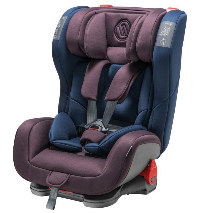 Столче за кола Avionaut Evolvair Expedition EX.04, Синьо/Лилаво