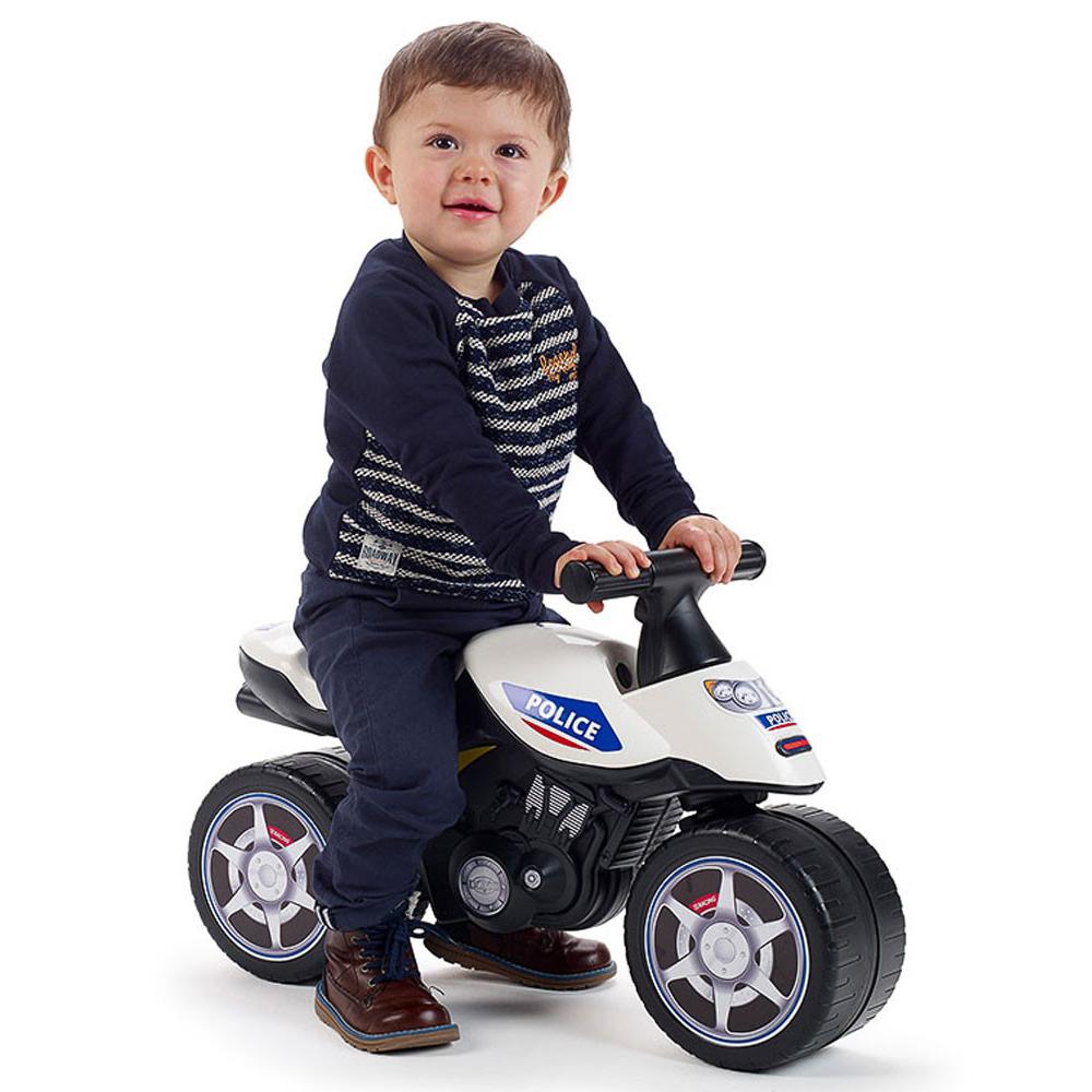 Бебешки полицейски мотор Falk
