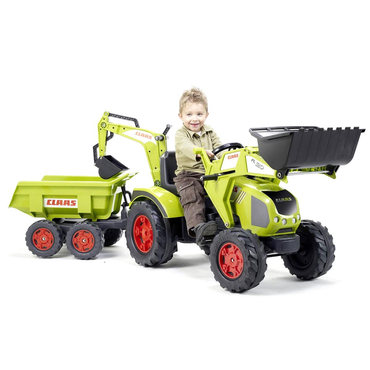 Трактор Falk Claas Maxi