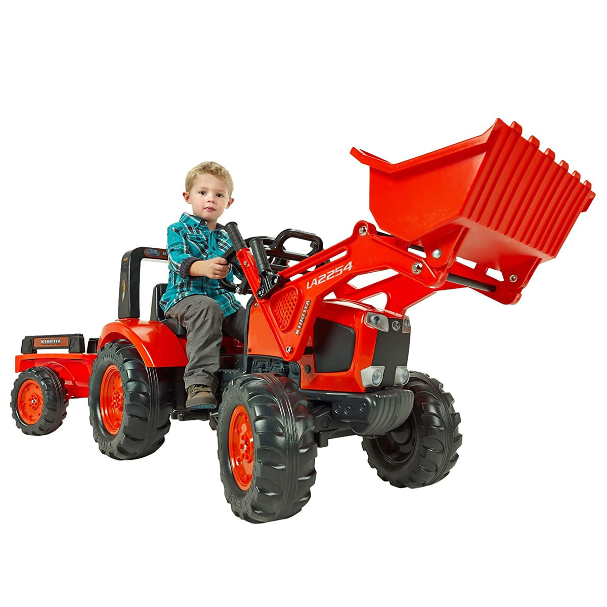 Трактор Falk Kubota