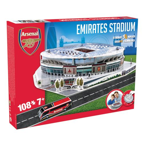 Пъзел 3D Стадион ARSENAL UK