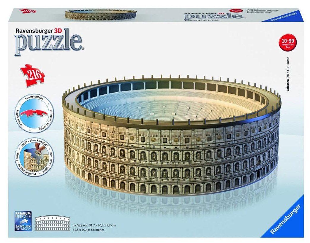 3D Пъзел 216 ел. Колизеум