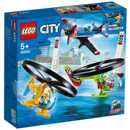 LEGO® City Airport 60260 – Състезание във въздуха