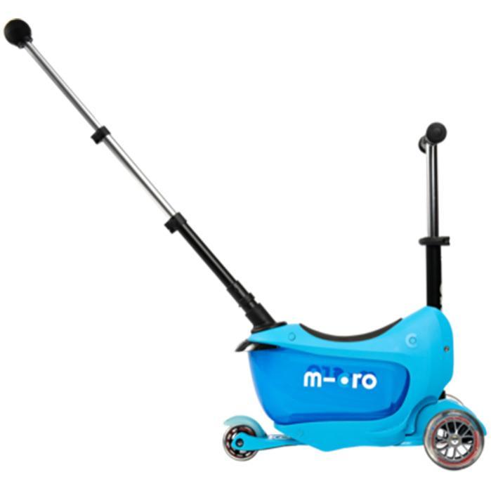 Тротинетка Micro – Mini 2go deluxe plus blue