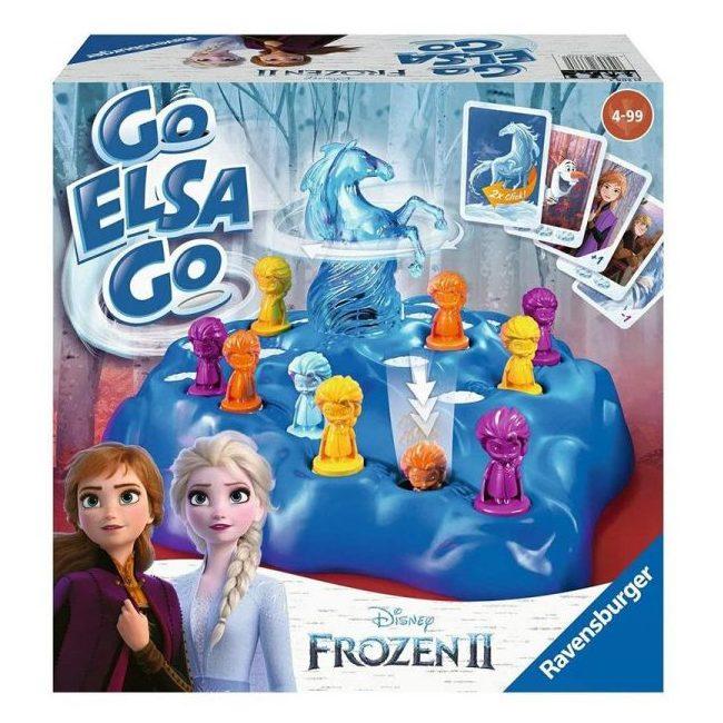 Настолна игра Ravensburger – Замръзналото кралство 2 – Давай Елза!