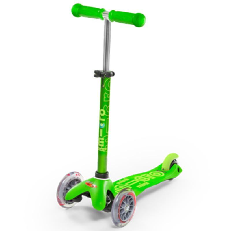 Тротинетка Micro – Mini Deluxe Green