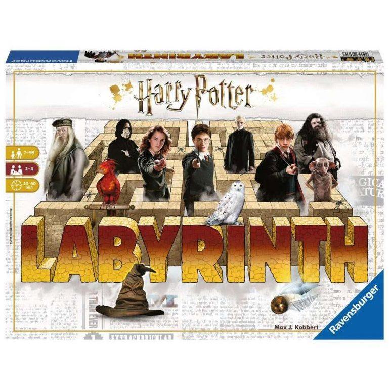 Игра Лабиринт Хари Потър