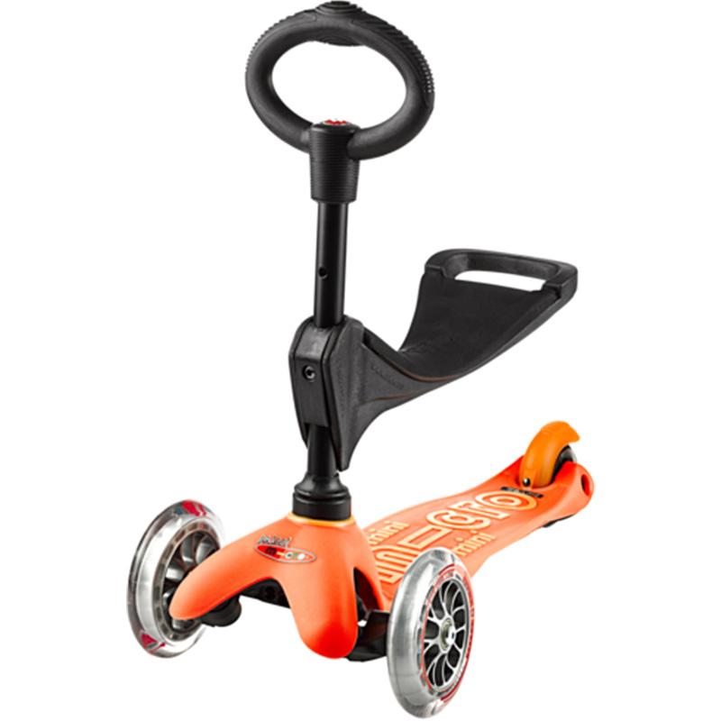 Тротинетка Micro – Mini Deluxe 3 in 1 orange