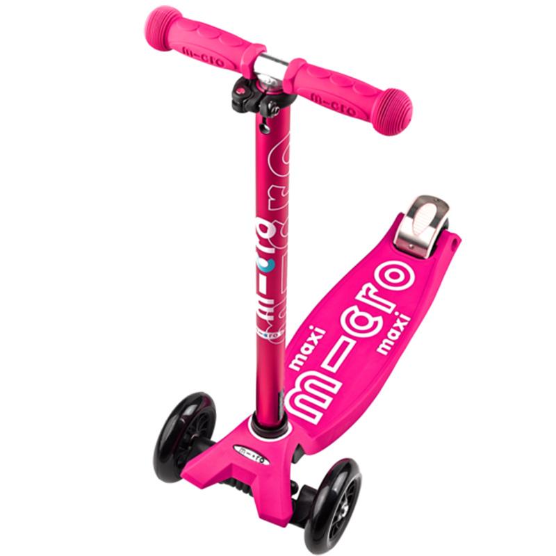Тротинетка Micro – Maxi Deluxe Pink