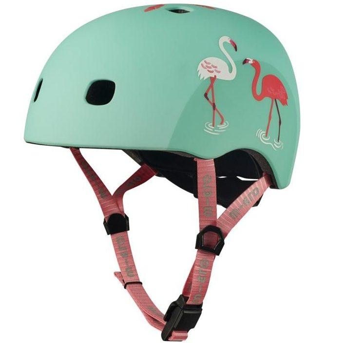 Каска за тротинетка Flamingo S