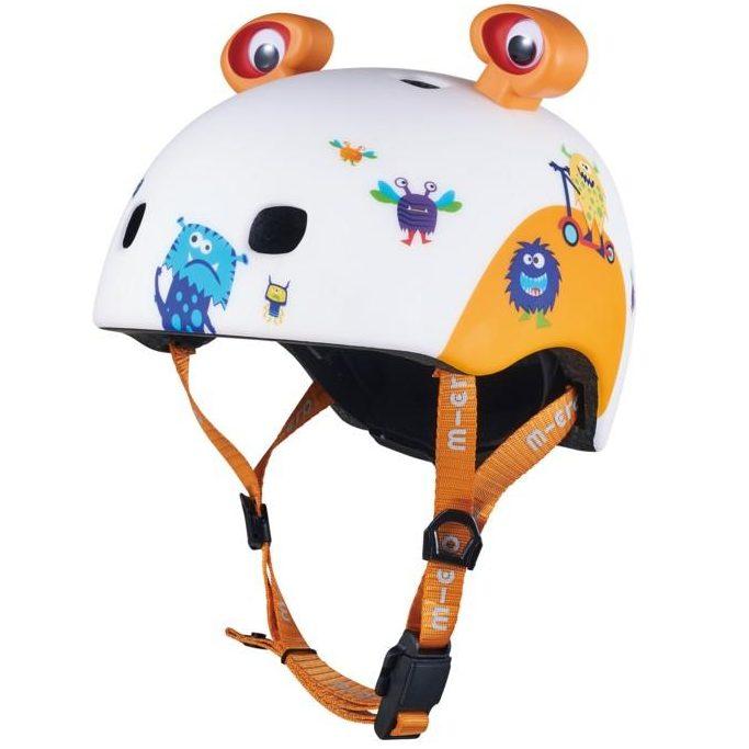 Каска за тротинетка 3D Monsters М
