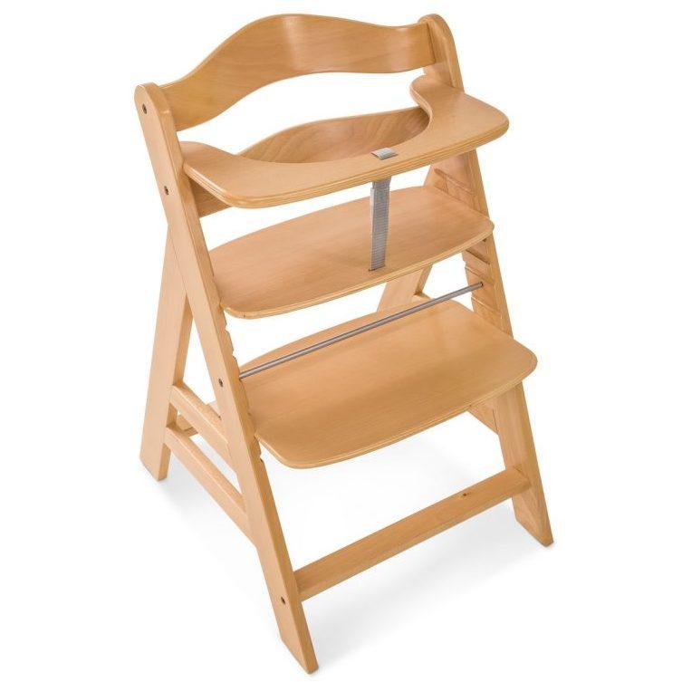 Стол за хранене HAUCK Alpha+ Natur