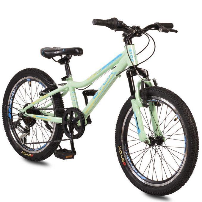 Велосипед със скорости 20″ TUCANA тюркоаз