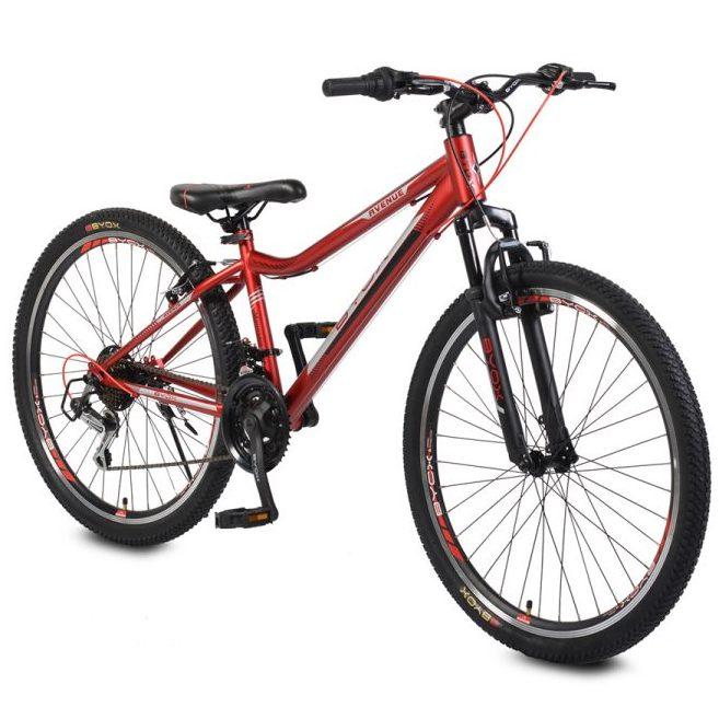 Велосипед със скорости 26″ AVENUE червен