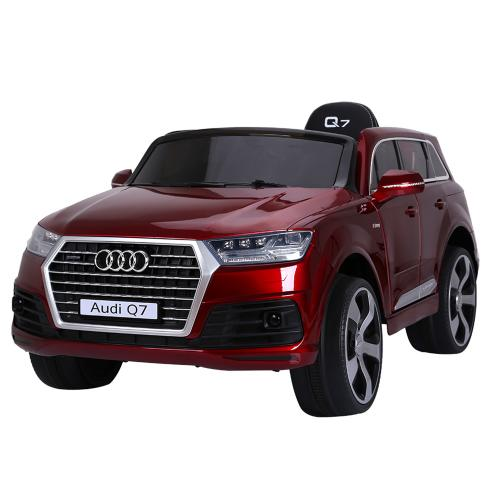 Акумулаторен джип Audi Q7 SUV металик – JJ2188 червен