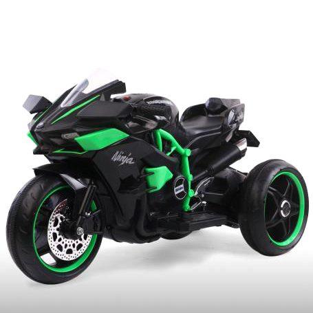Акумулаторен мотор Ninja черен