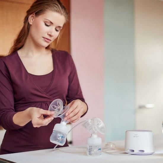 Philips AVENT Двойна електрическа помпа Comfort